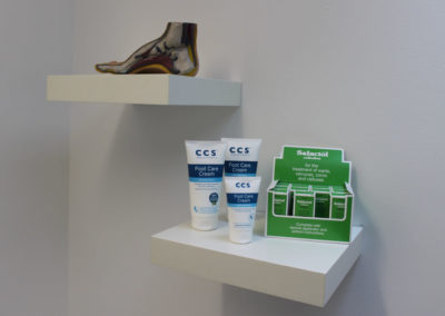 Sussex Foot Centre Foot Care Cream image