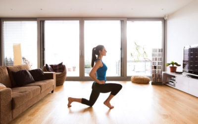 Lockdown Foot Exercises To Do From Home