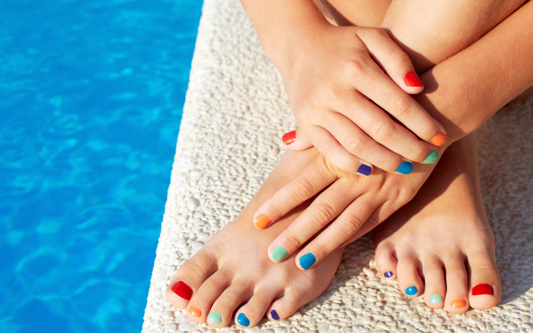 Say Goodbye to Unsightly Winter Feet